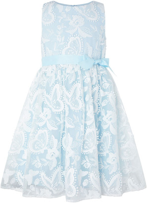 Monsoon Sophia Embroidered Butterfly Dress