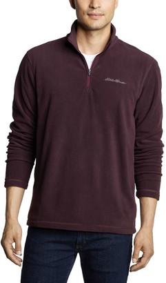 Eddie Bauer Men's Fast Fleece Quarter-Zip Pullover