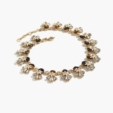 J.Crew Tortoise and daisy necklace