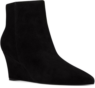 Nine West Carter Women's Suede Wedge Boots