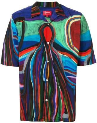 Supreme reaper rayon SS shirt