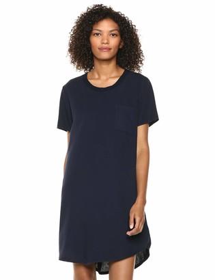 Splendid Women's Short Sleeve T-Shirt Dress