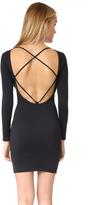 David Lerner Strappy Back Dress