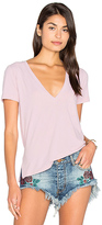 C&C California Violet Tee in Rose. - size S (also in XS)