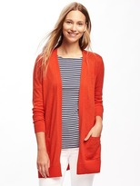 Old Navy Relaxed Open-Front Long Cardi for Women
