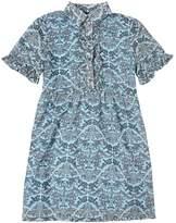 John Richmond Printed Georgette Dress