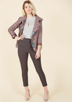 ModCloth Untraditional Educator Blazer in 12 (UK)