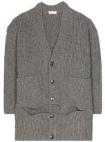 Balenciaga Wool-blend Cardigan