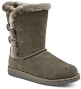 Mossimo Women's Kamar Shearling Style Boots