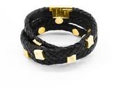 Brio Tissuville Bracelet Black Gold
