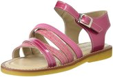 Elephantito Crossed Sandal (Inf/Yth) - Hot Pink - 5 Infant
