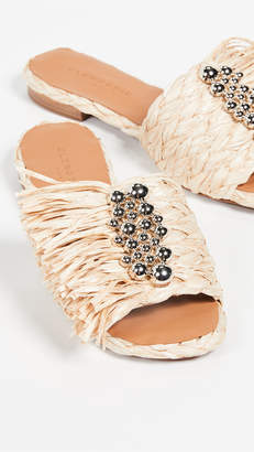 Clergerie Amazing Slide Sandals