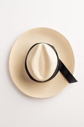 Trina Turk Freya Gardenia Straw Hat