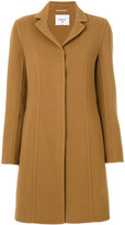 Dondup panelled single breasted coat