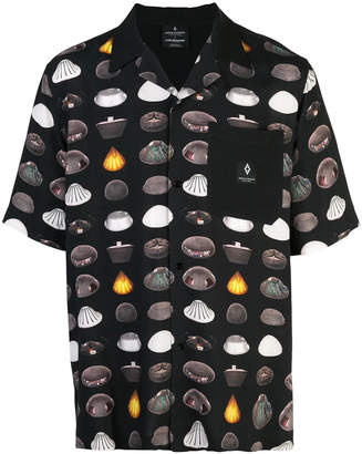 Marcelo Burlon County of Milan spaceships shirt