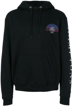 RtA Hampton felpa hoodie