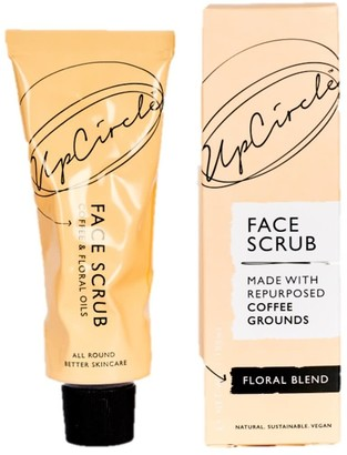 Upcircle Beauty Coffee Face Scrub Floral Blend 100ml