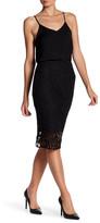 T Tahari Carolina Lace Skirt
