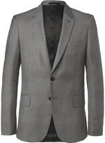 Paul Smith - Grey Soho Slim-fit Prince Of Wales Checked Wool Suit Jacket