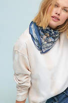 Anthropologie Mabel Kerchief Scarf