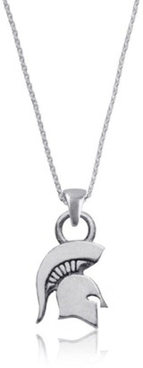 Women's Dayna Designs Michigan State Spartans Pendant Necklace