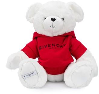 Givenchy Kids Logo Print Teddy Bear