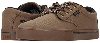 Etnies Jameson Preserve (Black/Green/Gum) Men's Skate Shoes