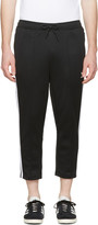 adidas Black Sst Crop Lounge Pants