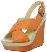 Michael Antonio Women's Goines Wedge Sandal