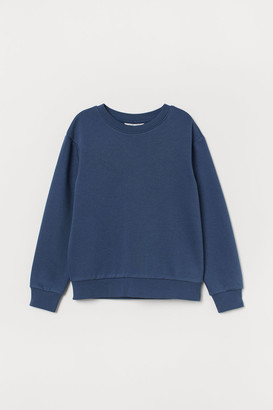H&M Sweatshirt - Blue