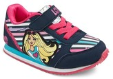 Barbie Toddler Girls' Athletic Jogger Sneakers - Multi-Colored