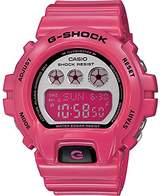 Casio Women's G-Shock GMDS6900CC-4 Plastic Quartz Watch