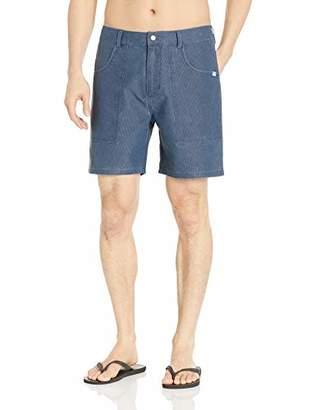 Quiksilver Men's Cord SURFWASH Amphibian 18 Hybrid Shorts