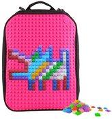 Upixel Classic Backpack - DIY Pixel Art - School Laptop Bag