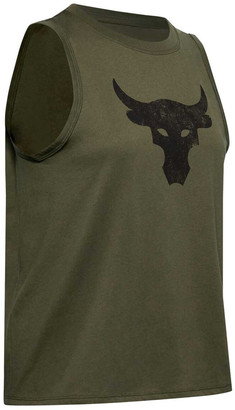 Under Armour Womens Project Rock Bull Tank