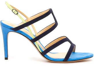 Alexandre Birman Multicolor Mena 85 Sandals