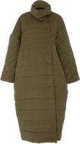 Mara Hoffman Frances Quilted Coat