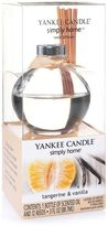 Yankee Candle simply home Tangerine & Vanilla Reed Diffuser 12-piece Set
