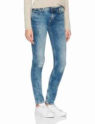 Mustang Jasmine Women's Jeans - Blue - 27W/32L