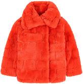 Diesel Faux fur coat