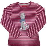 Salt&Pepper SALT AND PEPPER Girl's Longsleeve Cats & Dogs Stripe Pyjama Bottoms