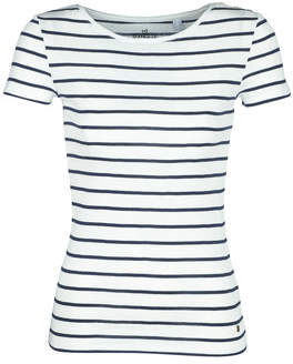 Esprit VARABINELLE women's T shirt in White