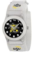 Game Time Rookie Series Wichita State Shockers Silver Tone Watch - COL-ROW-WST - Kids