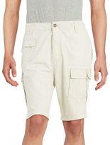 Nautica Cotton Cargo Shorts