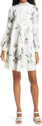 Ted Baker Leyora Lace Long Sleeve Dress
