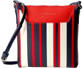 Tommy Hilfiger Adamaria North/South Crossbody Double Sided