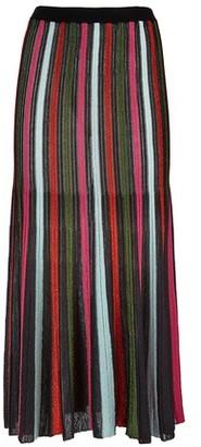 La DoubleJ Accordion Knit Skirt