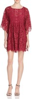 Tracy Reese Cher Lace Mini Dress