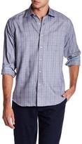 Bugatchi Plaid Woven Classic Fit Shirt