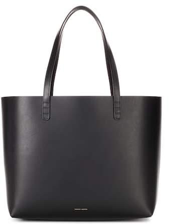 Mansur Gavriel Large leather shopper